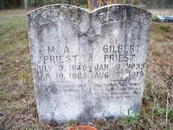 Gilbert Priest