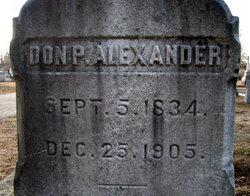 Don Pedro Alexander