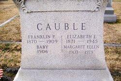 Elizabeth Etta <i>Tucker</i> Cauble
