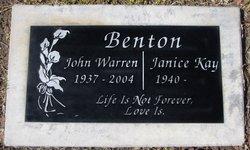 John Warren Benton