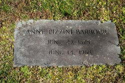 Anne Gertrude <i>Pizzini</i> Barbour