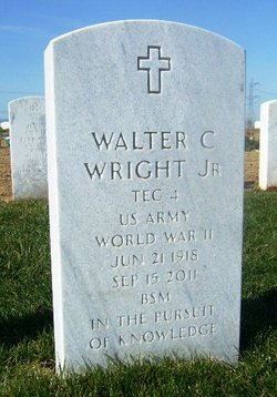 Walter Clyde Red Wright, Jr