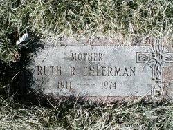 Ruth <i>Roark</i> Ehlerman