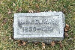 Marcellus N. Barns