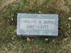 Caroline Watson Barns