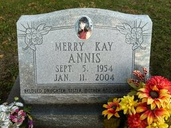 Merry Kay Annis