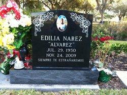 Edilia Narez Alvarez