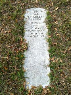 Pvt Charley Allen