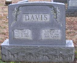 Louise O Davis