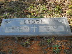 Charles Andrew Brown