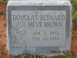 Douglas Bernard Heye Brown