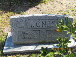 Collon Judd Jones, Sr