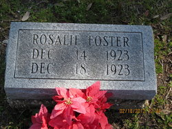 Rosalie Foster