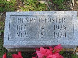 Henry C Foster