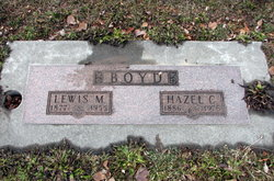 Lewis Marshall Boyd