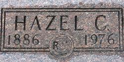 Hazel C Boyd