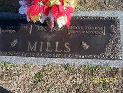 Joyce <i>Stevens</i> Mills