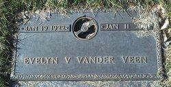 Evelyn <i>Donselar</i> Vander Veen