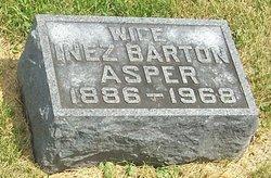 Mary Inez <i>Barton</i> Asper