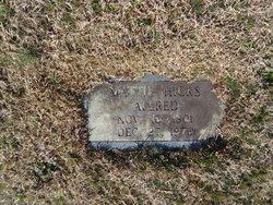 Mattie Jewel <i>Hicks</i> Allred