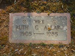 Ruth C Allard