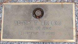 Betty T. Brooks