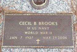 Cecil B. Brooks