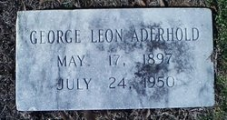 George Leon Aderhold