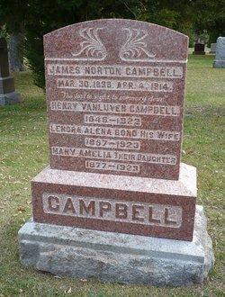 Mary Amelia Campbell