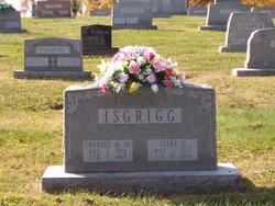 Charles M. Isgrigg, Sr