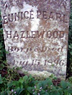 Eunice Pearl Hazelwood
