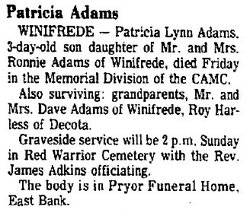 Patricia Lynn Adams