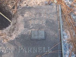 Mary Evelyn Parnell