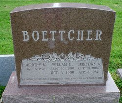 William Heinrich Boettcher