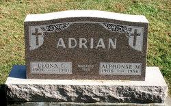 Alphonse M. Adrian