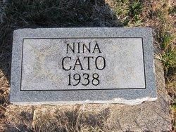 Nina Louise Cato