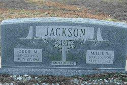 Oddie Marvin Jackson