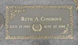 Ruth A. <i>Parrish</i> Cosgrove