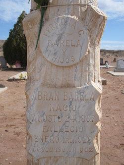 Abran Barela