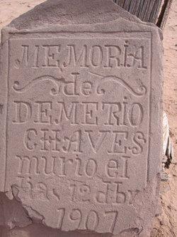 Demetrio Chaves