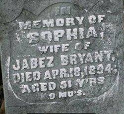 Sophia Bryant