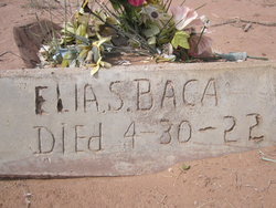 Elia S Baca
