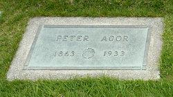 Peter Pete Agor