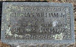Thomas William Allen, Jr