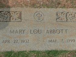Mary Lou Abbott