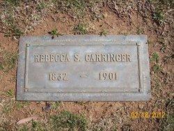 Rebecca S. <i>Spangler</i> Carringer