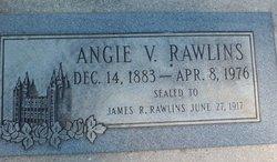 Angie Isadore <i>Vance</i> Rawlins