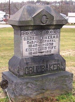 Edith <i>Mason</i> Crumbaker