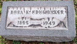 Rosa Jane Crumbaker