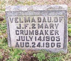 Velma Crumbaker